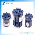 T38 T45 T51 Thread rocha carboneto de tungstênio botão brocas
