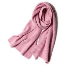 70% Wol 30% Cashmere Knitted Scarf