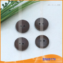 Natural Wooden Buttons for Garment BN8017