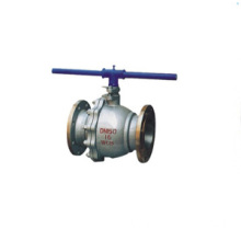 2 PC penuh membosankan Ball Valve