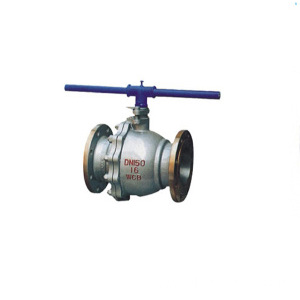 2 PC Full Bore Ball Valve