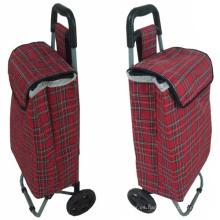 Estuche de carrito de compras con ruedas y venta caliente (SP-518)