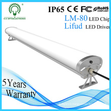 High Quality IP65 Aluminum & PC Waterproof Light/LED Tri-Proof Tube Light
