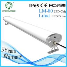 Luz da Tri-Prova do diodo emissor de luz da casa do alumínio de 0.6m 30W