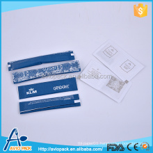 Disposable mini table paper pepper salt sugar sachet for airplane made in China