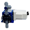 Water Treatment Chemical Diaphragm Metering Pump with smart design