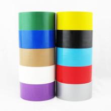Ruban adhésif renforcé de tissu de couleurs bon marché