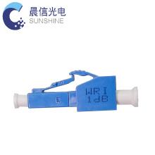 Factory Supplier LC fiber optic attenuator 1-20db attenuator