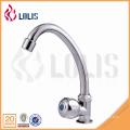 China sanitary ware single hanlde zinc cold kitchen sink water tap