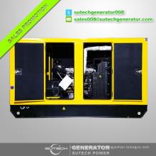 150 kw Lovol Diesel Generator Preis von Motor 1106C-P6TAG4 angetrieben