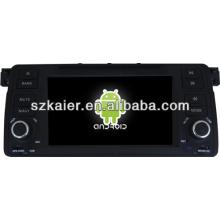 Lecteur DVD de voiture pour système Android BMW E46