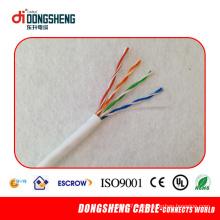 Linan Dongsheng suministro de cable para 4 pares Cat5e