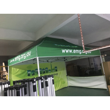 Annonsering 3x4,5m 10x15 ft Utomhusdesign Pop Up Gazebo Canopy Custom Event Tent With Logo
