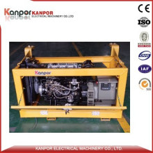 Side Mounted Reefer Container Diesel Genset for Refrigerated Container