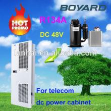 DC 48v climatiseur voiture solaire climatisation automobile climatiseur électrique 12 volts rv