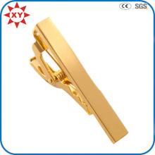 Matériau principal de cuivre et pinces à cravate personnalisées d'occasion de cadeau