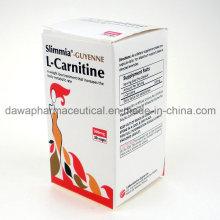 Effet merveilleux pour la capsule de l-carnitine brûlante de graisse