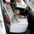 Gros 2 en 1 Nature 5 MM feutre chien Pet Car Seat Cover Protector