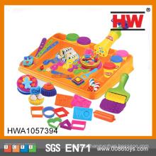 Brinquedos populares da argila do jogo de DIY Massa super