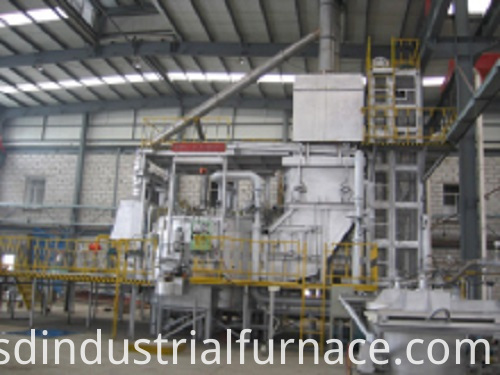 Induction Melting Furnace for Melting Steel /Iron /Aluminum/Copper