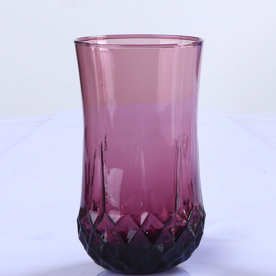 Br 9104high Quality Diamond Wine Glass Drinking Glass Tumbler