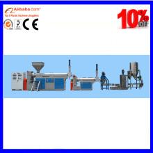 Waste plastic PE PS ABS PP PC DEKE Granulator Pelleting Machine