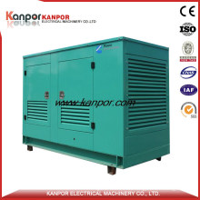 Prime 500kw Wudong Canopy Series Diesel Generator Set for Factory