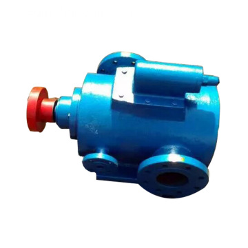 Kemisk industri Värmeisolering Asfalt Three Screw Pump