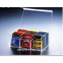 Maßgefertigte Acryl Teebeutel Box