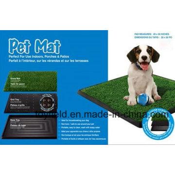 Haustier-Toilette Portable Produkt Hund Töpfchen Tablett