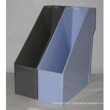 Support de fichier plastique no 5953 (magzine titulaire)