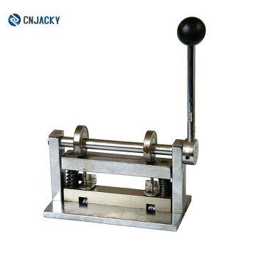 Card Press Hole Punching Machine with Eyelet