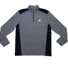 Custom Fashion Fitness Quick Dry Skinny Stretch Long Sleeve Running Sport Men'S T-Shirt