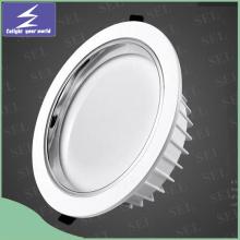 De alta calidad de forma redonda 5/7/9 / 12W techo LED Downlight