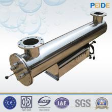 Aquaculture Désinfection des eaux Stérilisateur UV avec CE, certificats SGS