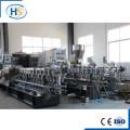 Tse-65 Extrusor de reciclaje de residuos de plástico para granulación