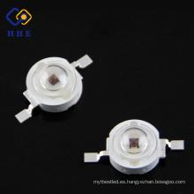 Led infrarrojo del poder más elevado del infrarrojo del diodo 3w 940nm IR del diodo de la fábrica de Shenzhen