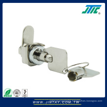 19mm Security Cam lock with tubular key for gaming machine