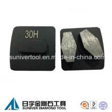 Redi-Lock Schnellwechsel konkrete Metall Schleifen Diamant