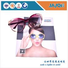 Pano de óculos de impressão digital de microfibra