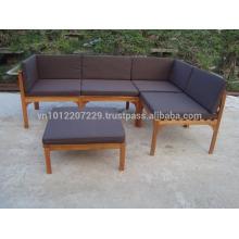 Sofá Set Muebles de jardín / exterior