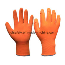 Colorful Glove with Sandy Latex (LRS3032)