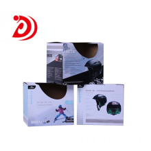 Sports equipment corrugated packaging box