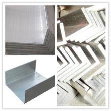 Barre d'angle en aluminium extrudé