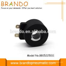 Válvula solenoide de agua de doble bobina