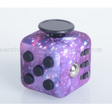 OEM Promotional Plastic Hand Fidget Magic Cube Toy