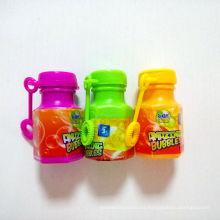 6pcs coloridos juguetes de burbujas no tóxico burbuja de agua