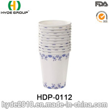 Single Wall Disposable Hot Paper Tea Cup (HDP-0112)