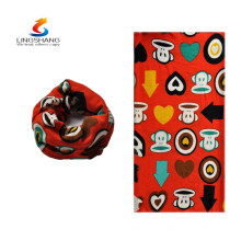 hot new products for 2016 lingshang cashmere wholesale magic seamless animal printed bandana