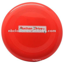 flying plastic frisbee for promotion